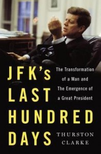 JFK'SLASTHUNDREDDAYS